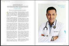 Profile in Maxwell Magazine